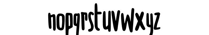Jasmine Font LOWERCASE