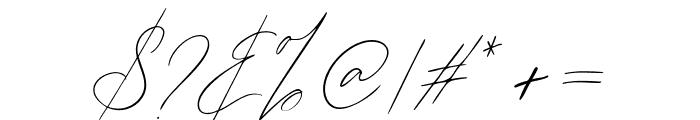 John Davidson Font OTHER CHARS