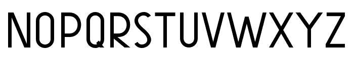 Just Kelly Justine Sans Font LOWERCASE