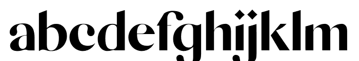 Kelly Light Font LOWERCASE