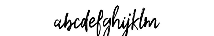 Kiwi Refresher Font LOWERCASE