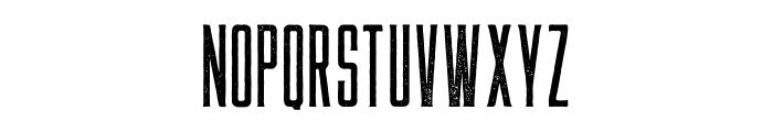 LAS VALLES Textured Vintage Font UPPERCASE