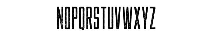 LAS VALLES Textured Font UPPERCASE