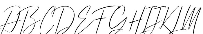 Love Rosnita Font UPPERCASE