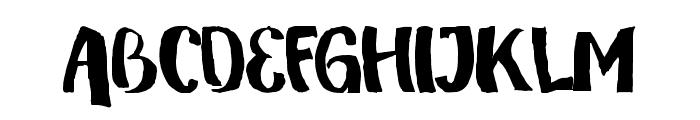 LoveMilesTypeface Font UPPERCASE