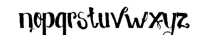 LoveMilesTypeface Font LOWERCASE
