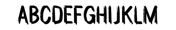 Lunar Tundra Regular Font LOWERCASE