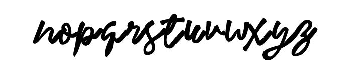 Meadowlark Font LOWERCASE