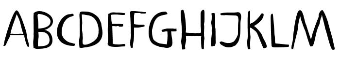 Mempishe Font UPPERCASE