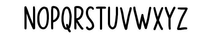 Minotour Font LOWERCASE