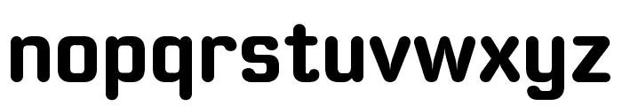 MoldrThai-Bold Font LOWERCASE