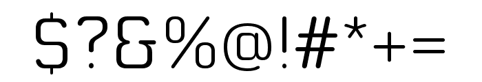 MoldrThai-Book Font OTHER CHARS