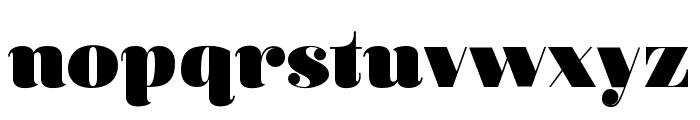 Olivia Regular Font LOWERCASE