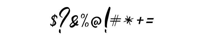 Pinkalova Font OTHER CHARS