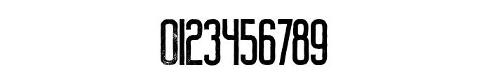 Plasma Grunge Font OTHER CHARS