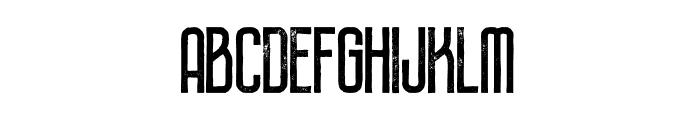Plasma Grunge Font LOWERCASE