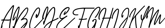 RattemHullax Font UPPERCASE
