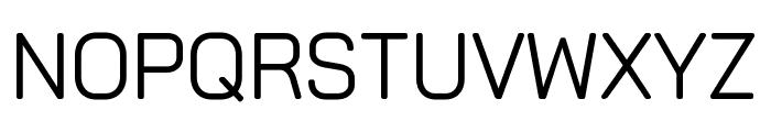 Rectory Semi Bold Font UPPERCASE