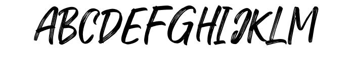 RolleteQakuUppercase-Regular Font UPPERCASE