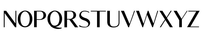 Rottles Serif Font UPPERCASE