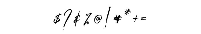 Saintrop Alt Two Alt Two Font OTHER CHARS