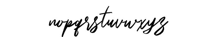 Saintrop Basic Basic Font LOWERCASE