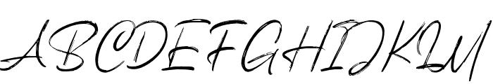 ScoutBeach Font UPPERCASE