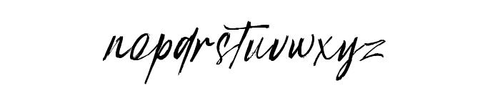 ScoutBeach Font LOWERCASE
