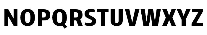 Skrinia Black Font UPPERCASE