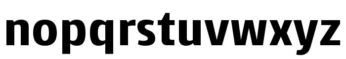 Skrinia Black Font LOWERCASE