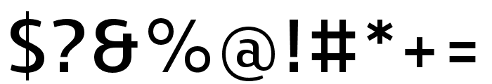 Skrinia Bold Font OTHER CHARS
