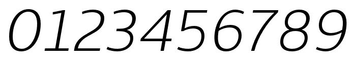 Skrinia Italic Font OTHER CHARS