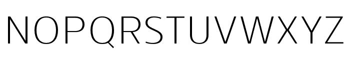 Skrinia Light Font UPPERCASE