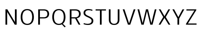 Skrinia Medium Font UPPERCASE