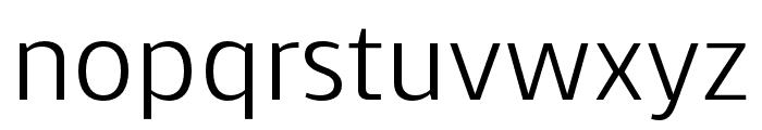 Skrinia Medium Font LOWERCASE