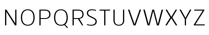 Skrinia Regular Font UPPERCASE