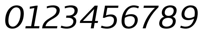 Skrinia Semibold Italic Font OTHER CHARS