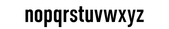 Stellar Pro Typo Font LOWERCASE