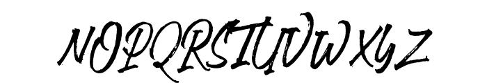 Stellar-Regular Font UPPERCASE