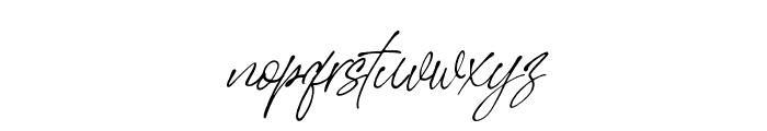StephenGillion-Italic Font LOWERCASE