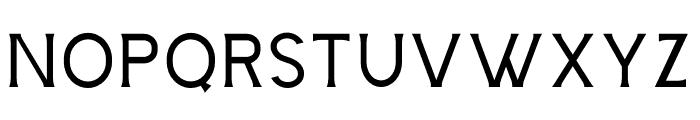 Storehouse-Thin Font UPPERCASE