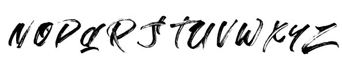 Strade Eqrem Font UPPERCASE