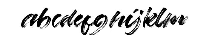 Strade Eqrem Font LOWERCASE