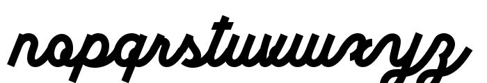 Sunborn-Script Font LOWERCASE
