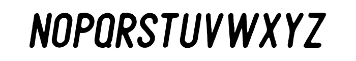 Sunday Quote's Font LOWERCASE