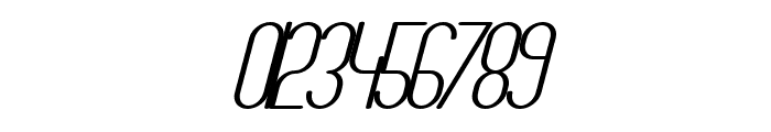 TheAthletica-BoldItalic Font OTHER CHARS