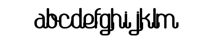 TheAthletica-ExtraBlack Font LOWERCASE