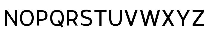 Thommy Font UPPERCASE