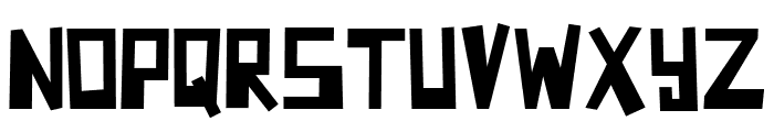 Tomatoes Font UPPERCASE