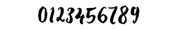TropicalBrushScript Font OTHER CHARS
